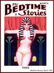 Bedtime Stories cover, 1934-03, Thais