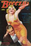 Breezy Stories cover, 1936-01