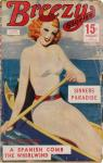 Breezy Stories cover, 1936-07