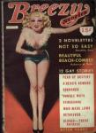 Breezy Stories cover, 1944-06